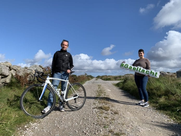 galway daily news gaeltacht cycling project gaeltacht.cc