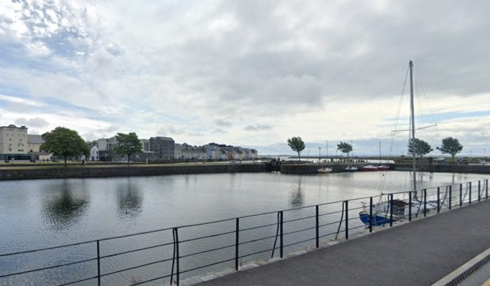 Galway Daily news City Council closing off area where large crowds gathered Monday