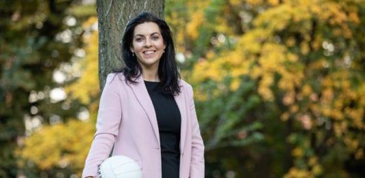 galway daily news tg4 Máire Ní Bhraonáin gaelic games football