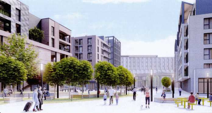 Plans for new urban district in Galway City