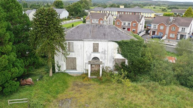 Galway Daily property Large house and grounds is a dream fixer-upper