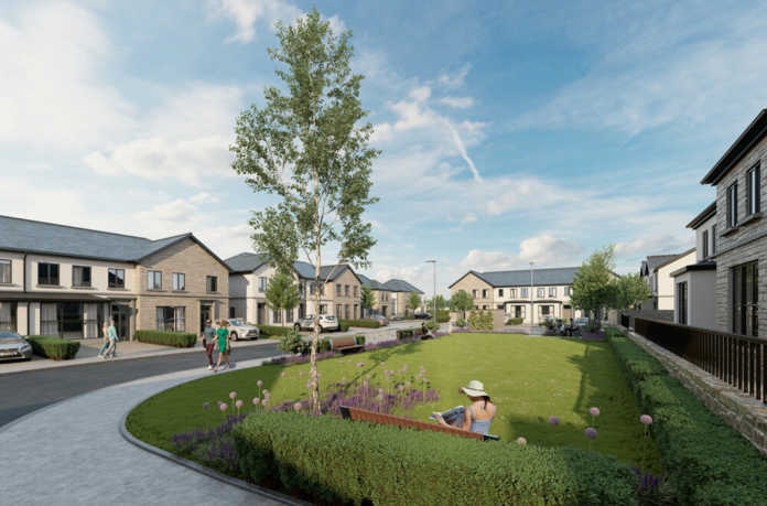 Galway Daily news An Bord Pleanála green lights plans for 121 homes in Barna