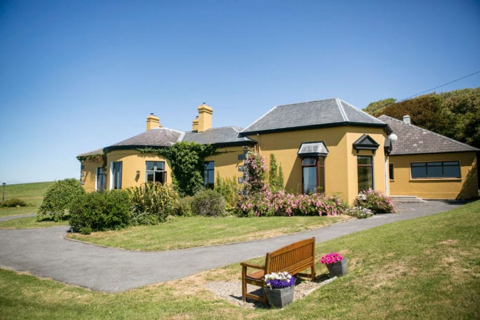 Galway Daily life & style Get away from it all at Ballinalacken Castle Country House Hotel
