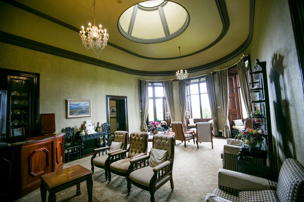 Get away from it all at Ballinalacken Castle Country House Hotel
