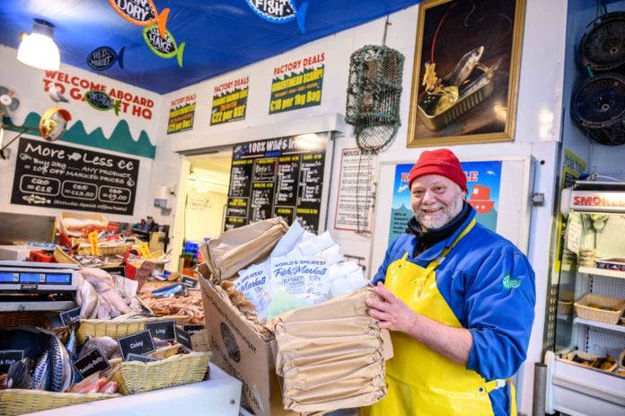 galway daily news rnli eat more fish campaign