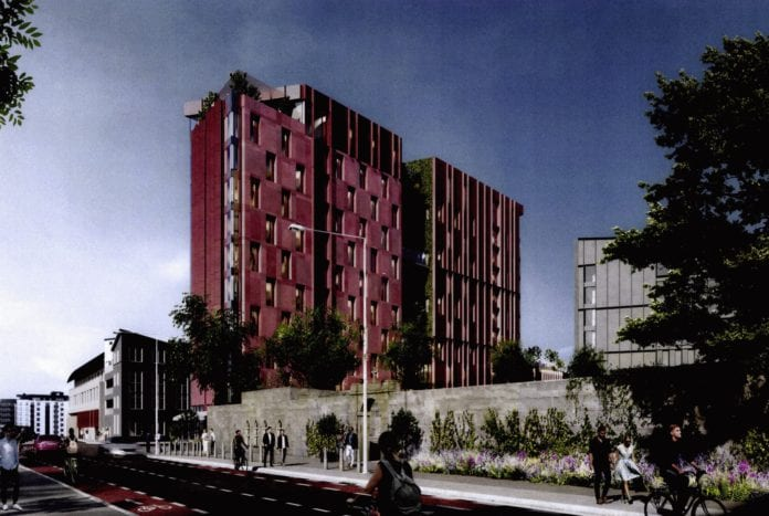 Galway Daily news Plans for new 186 bedroom City Centre hotel