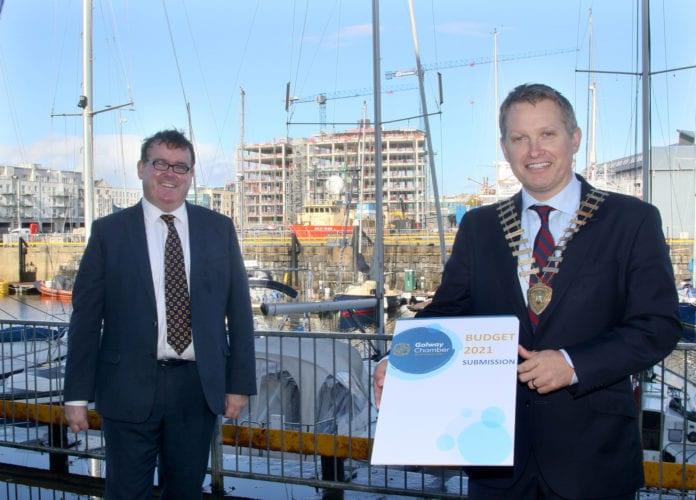 Galway Daily news Galway Chamber says Budget 2021 must address regional underinvestment