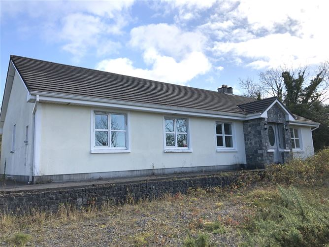Galway Daily property Bungalow has the potential to be a great family home