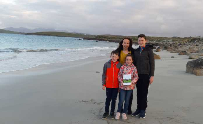 Children's book to raise funds for Clifden RNLI