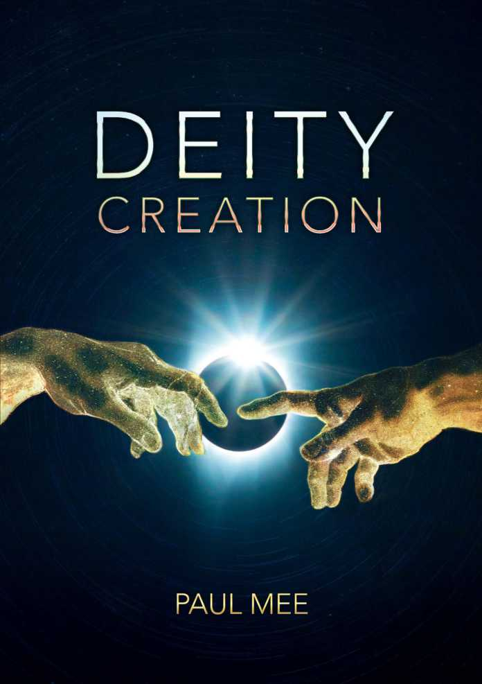 Galway Daily books Deity Creation: The story of Christ viewed through a sci-fi lens