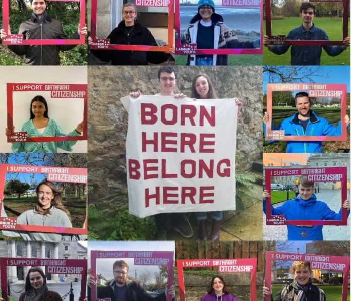 Galway Daily news City councillor welcomes campaign for renewed birthright citizenship