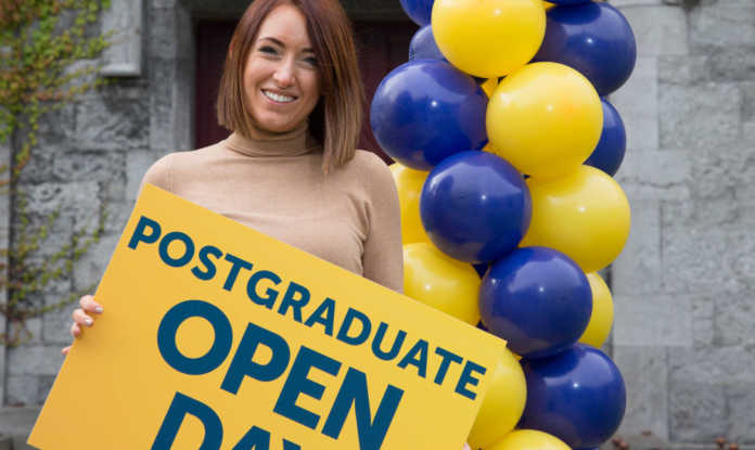galway daily news promo postgrad nui galway open day nuig masters