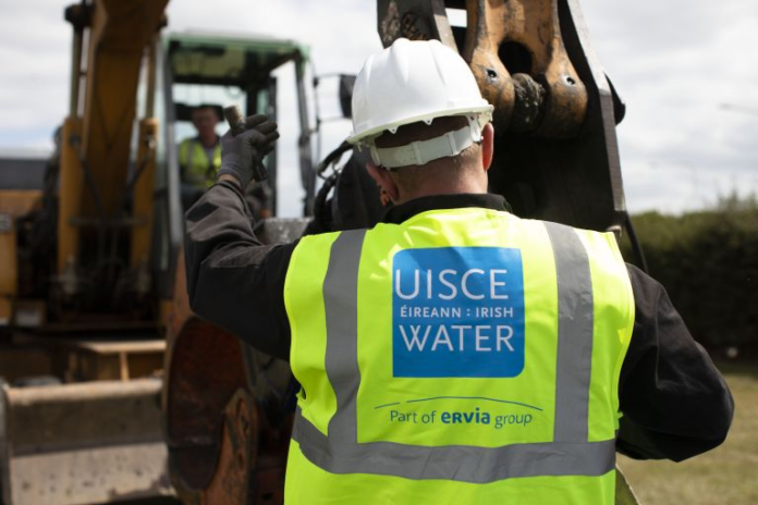Galway Daily news Replacement of aging Monivea watermains underway