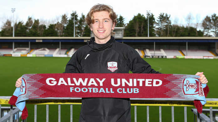 galway united fc galway daily news football david hurley