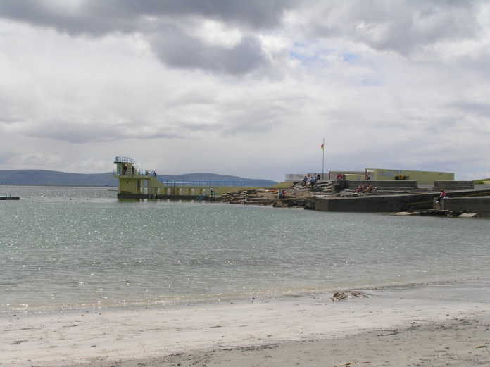 galway daily salthill rescue patrick morgan oliver rnli