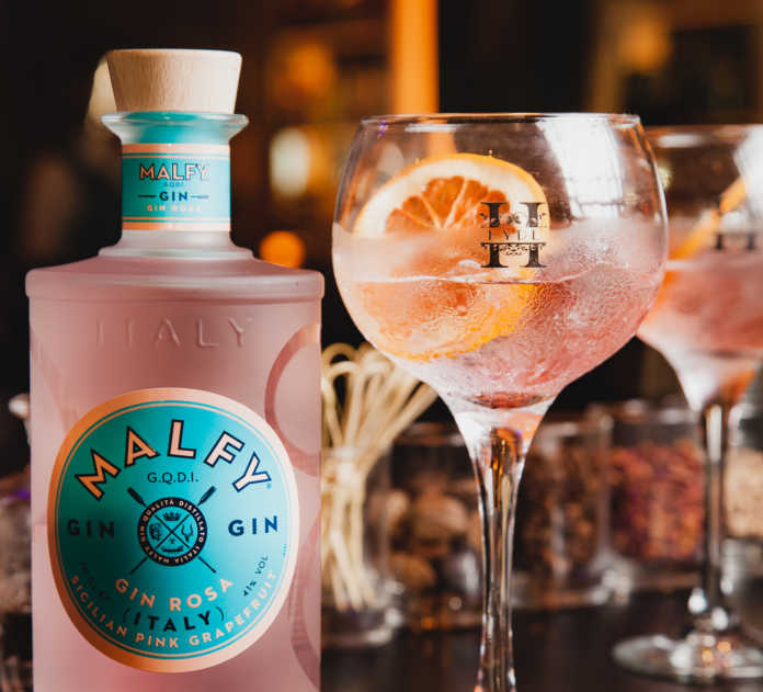 Galway Daily life style Enjoy a taste of Italy with the Hyde Bar's virtual Malfy Gin tasting