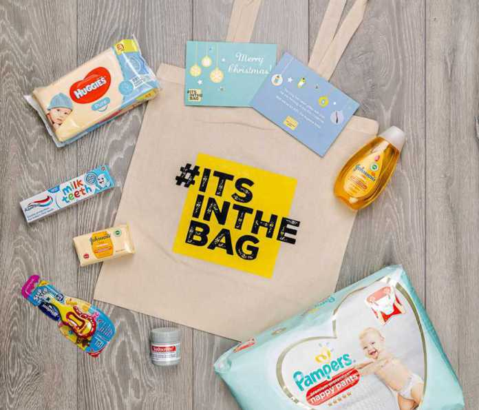 Galway Daily news Give essential hygiene gifts to people in need this Christmas with #ItsInTheBag campaign