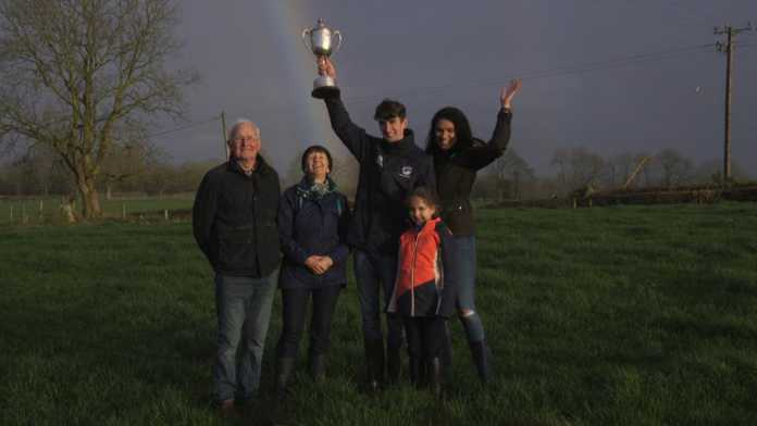 Galway man Dara Killeen named Young Farmer of the Year