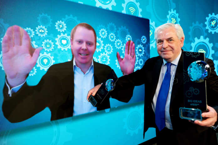 Galway Daily business Galway medtech startup is 'One to Watch' at prestigious Enterprise Ireland awards