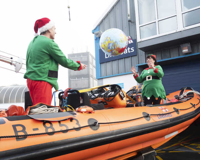 Galway Daily news North Pole challenge raises €5k festive gift for Galway RNLI
