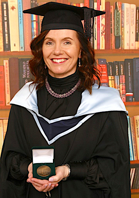 galway daily hibernia college graduate mary collins