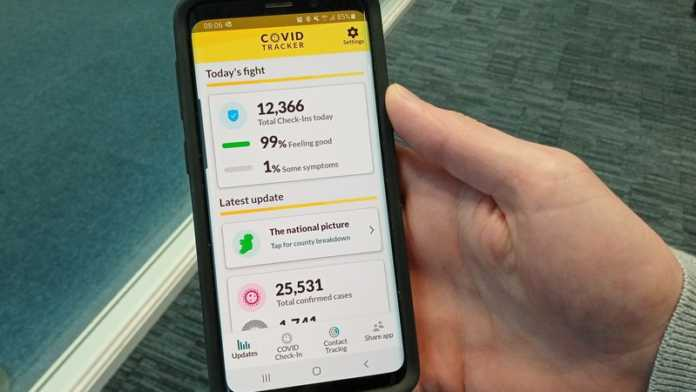 galway daily news covid tracker app