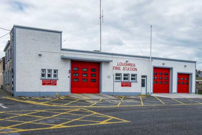 Galway Daily news €2 million allocated for new fire stations in Loughrea and Athenry