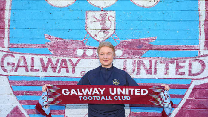 Galway Daily sport Galway United appoints Lisa Fallon new Head Coach