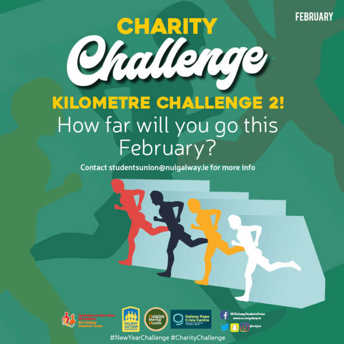 galway daily news nui galway students union charity challenge