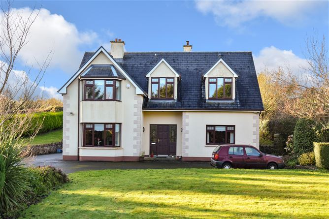 Spacious five-bed house overlooks Lough Corrib