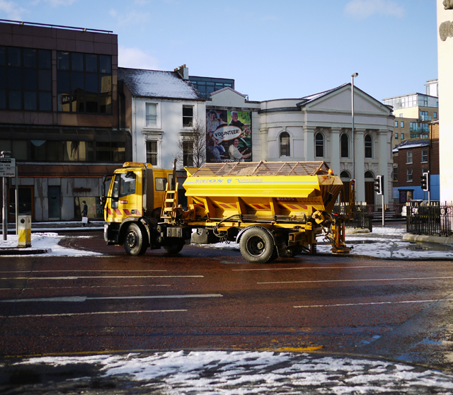 galway daily news gritters galway city council ice forecast galway snow