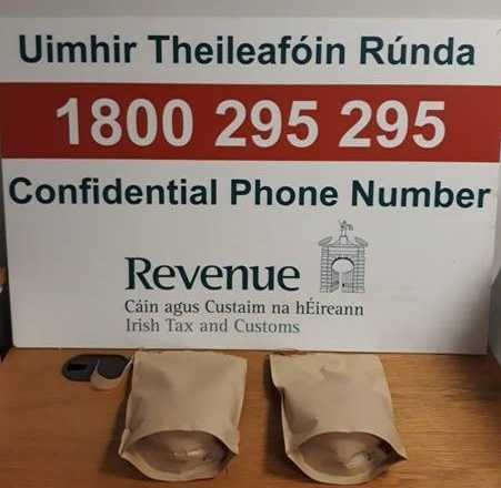 Galway Daily crime €20,000 in drugs bound for Galway seized at Shannon Airport