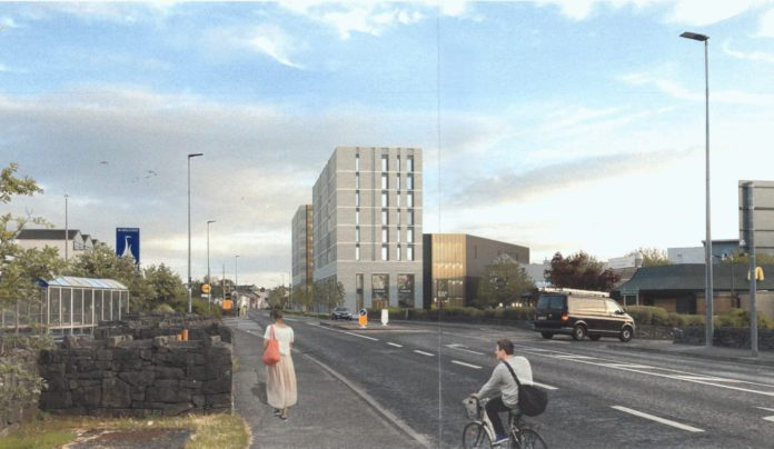 Galway Daily news Headford Road student accommodation approved