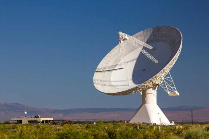 Galway Daily news NUIG astronomer tuning radio telescopes to hunt for alien life
