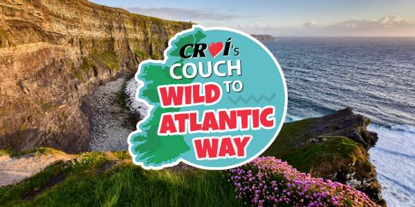 Galway Daily life & style Join Croí in a virtual walk to the Wild Atlantic Way
