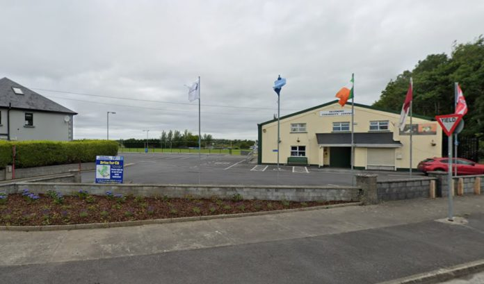 Galway Daily news Council approves spectator stand and facelift for Oranmore Community Centre pitch