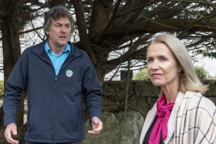 Galway Daily television Relationships on the rocks in Ros na Rún