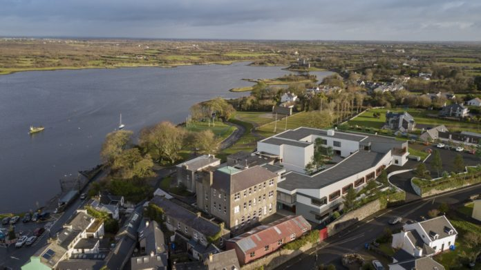 Galway Daily news Work begins on €2 million expansion of Kinvara secondary school