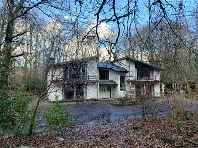 Galway Daily property Secluded country home comes with woodland gardens