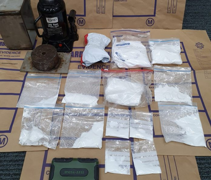 Galway Daily news Man arrested in €70,000 cocaine seizure in Galway