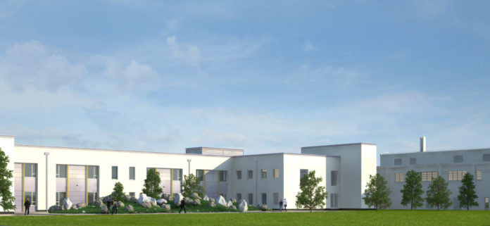 Galway Daily news Portiuncula Hospital extension construction