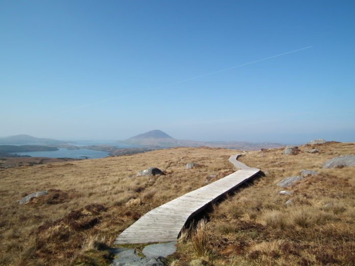 galway daily news connemara trail investment