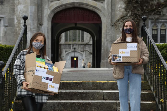 galway daily news build-a-box campaign to support people during covid019 pandemic