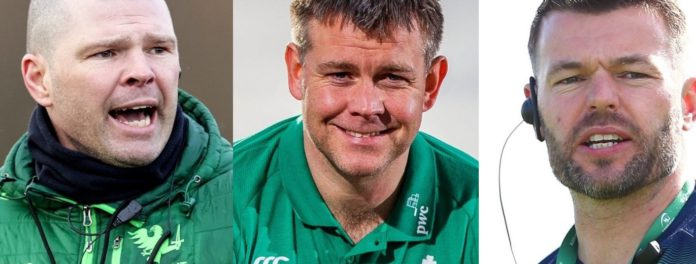 Galway Daily sport Connacht Rugby announced new coaching team