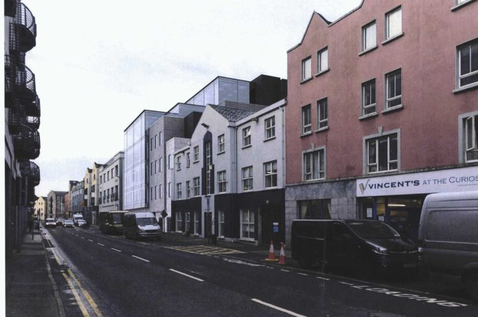 Galway Daily news Council approves city centre office development