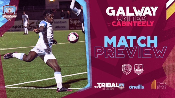 Galway Daily sport Galway United prepare for tough game against Division leaders Cabinteely