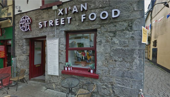 Galway Daily courts Two people plead guilty over attack on Quay Street restaurant