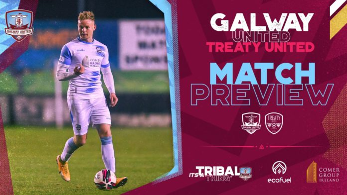 Galway Daily sports Galway United v Treaty United preview