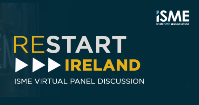 galway daily news isme online event restart ireland for businesses after lockdown