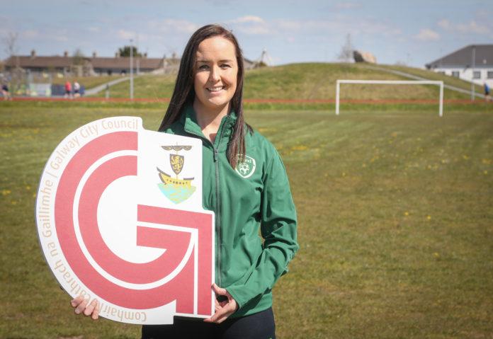 galway daily news emer flatley football development officer